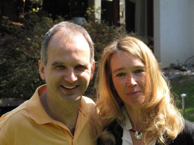 Jens + Carola from Hamburg