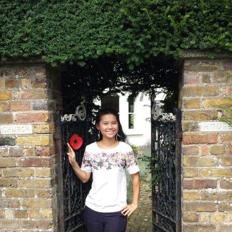 Ann aus London