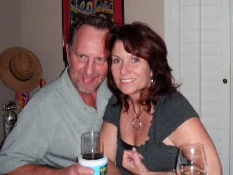 Terry & Renee From Long Beach, CA