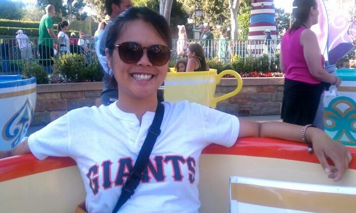 Carissa from San Francisco