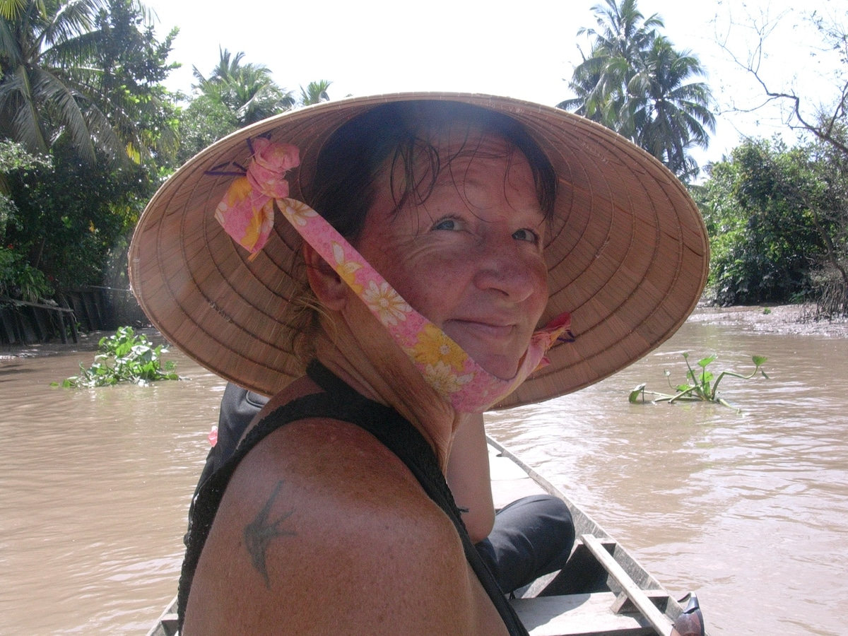 Karen From Ubud, Indonesia