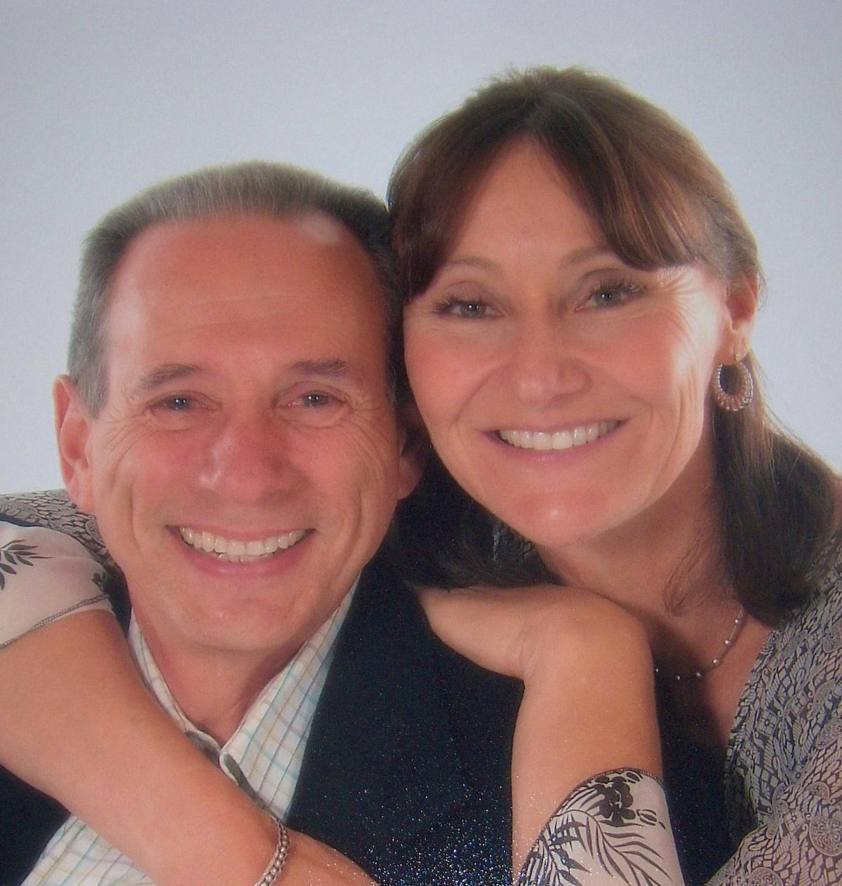 Johanna And Bob from San Carlos