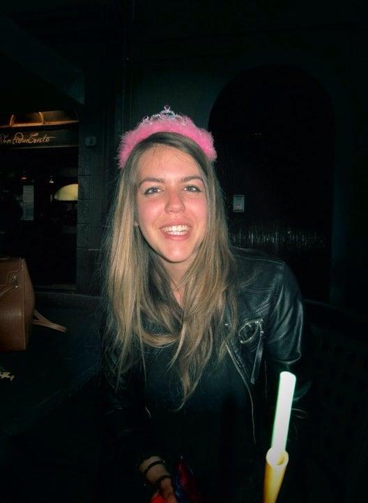 Agustina from Como