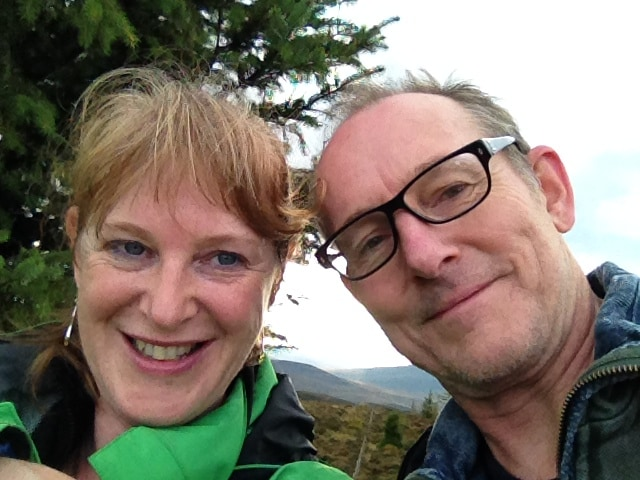 Noel & Jacquie from Crieff