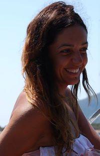 Silvia from La Maddalena