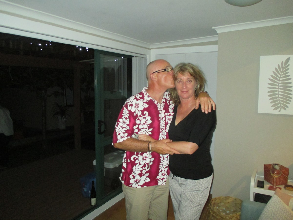 Grant And Marise From Napier, New Zealand