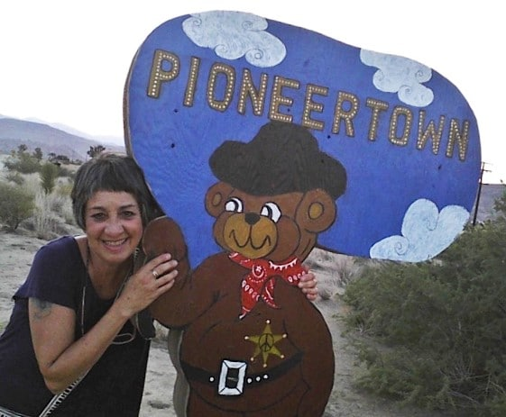 Audrey from Pioneertown