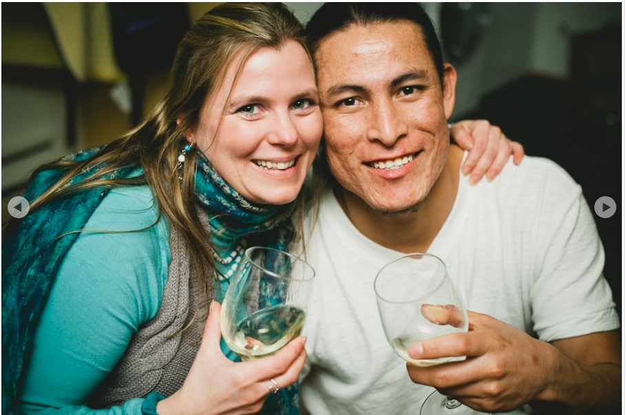 Kelly And Roberto from Corvallis