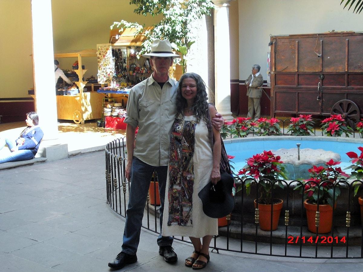 Don & Gela from Guanajuato