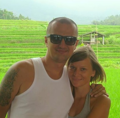 Justyna And Adam from Bali Indonesia