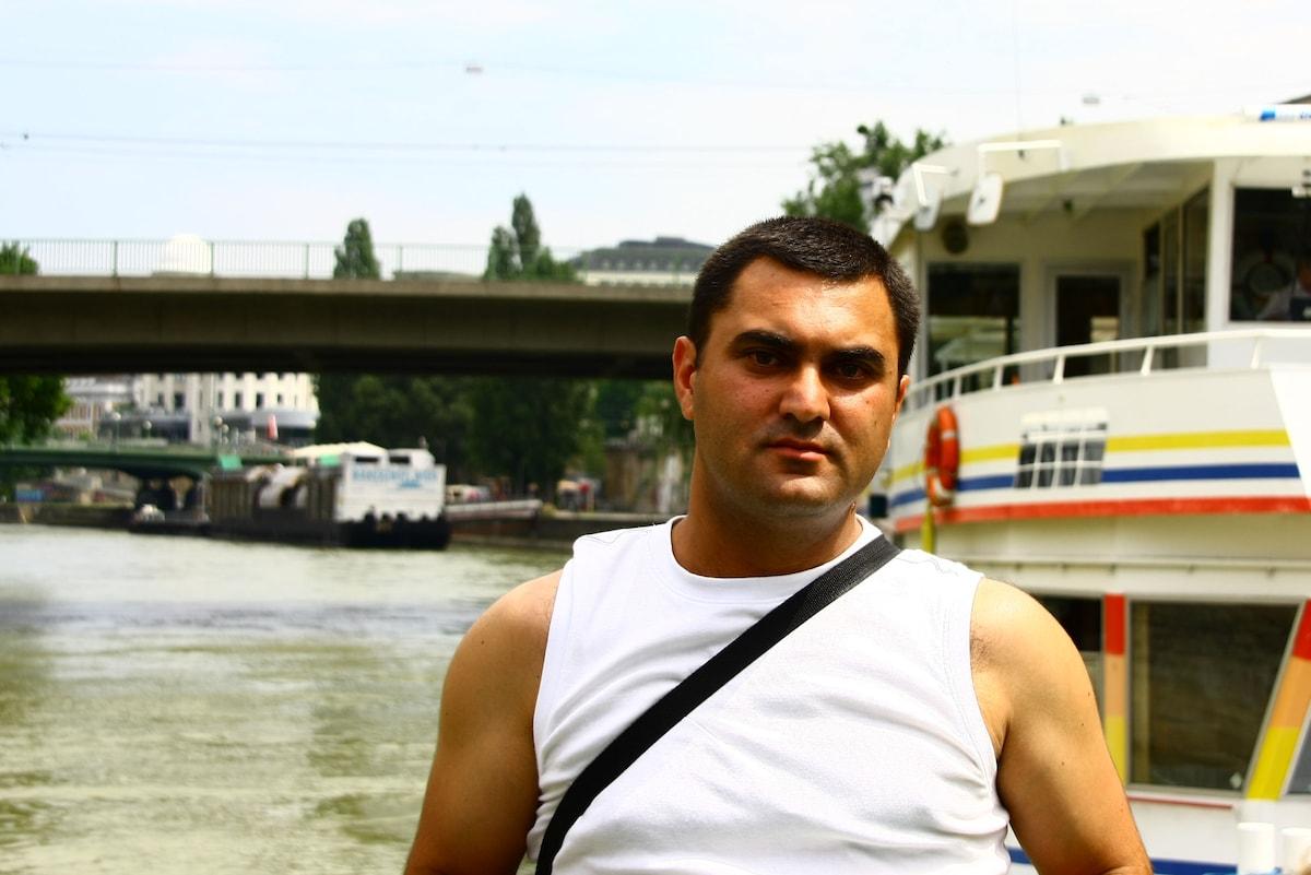 Ruben from Yerevan