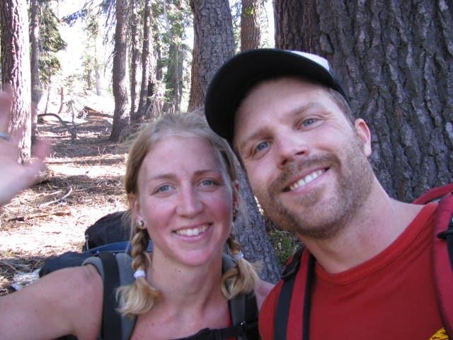 David & Erica from Fairfax