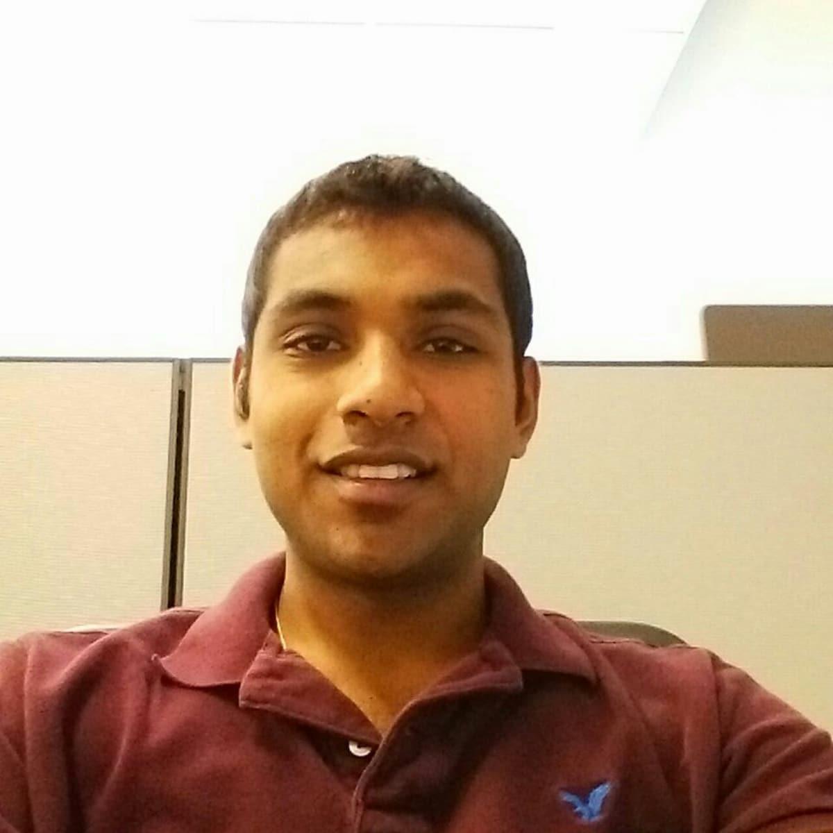 Sreeram from College Station
