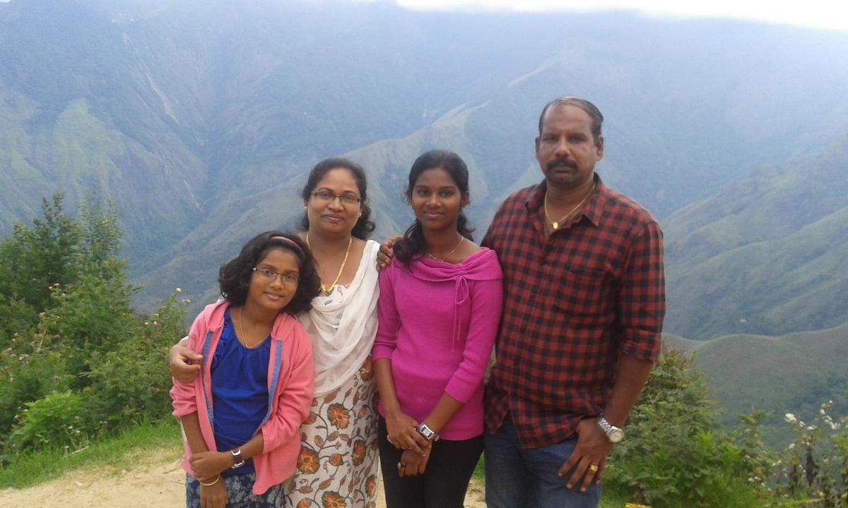 Joy From Kochi, India