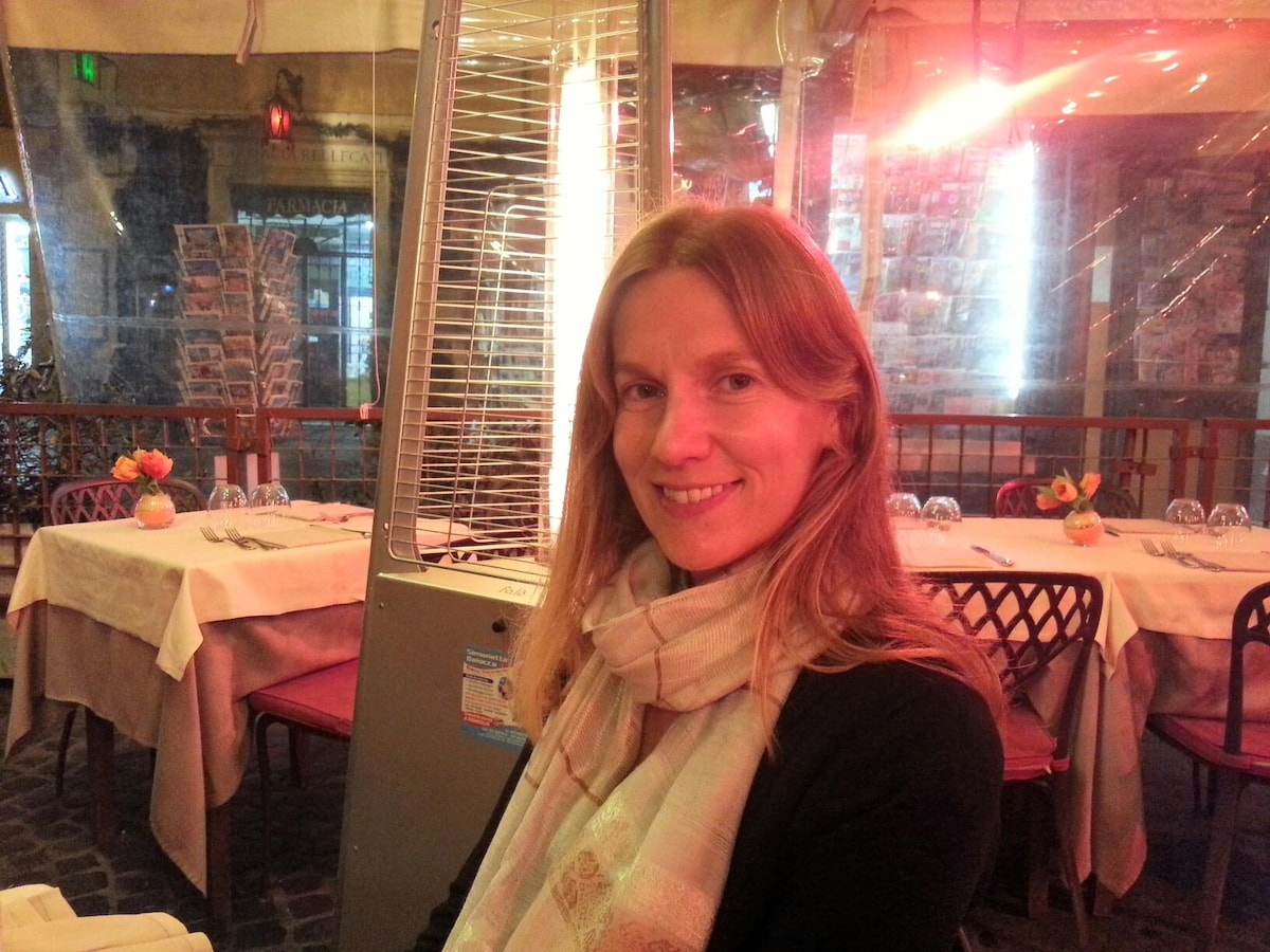 Hilary From Kaş, Turkey