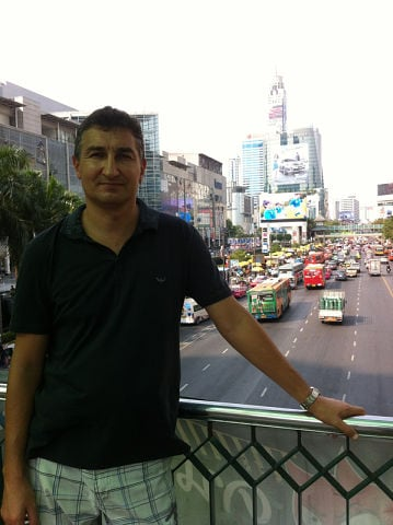 Evgeny From Choeng Thale, Thailand