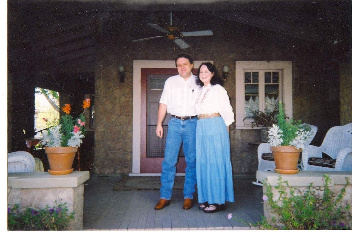 Rando And Donna from Fort Worth