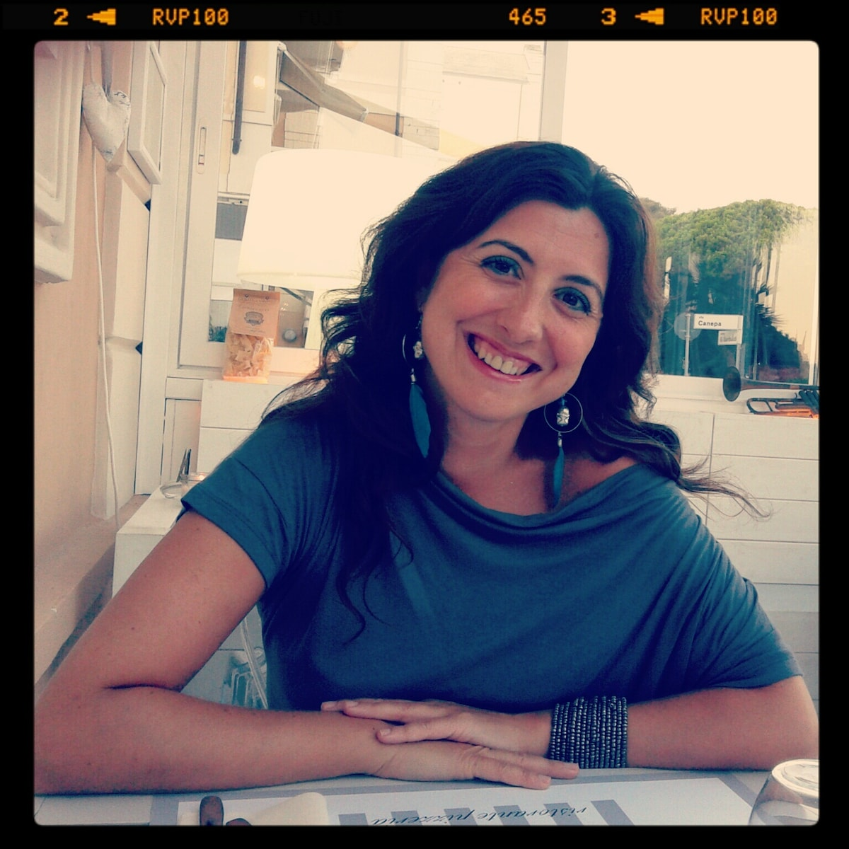 Sarah from Roseto degli Abruzzi