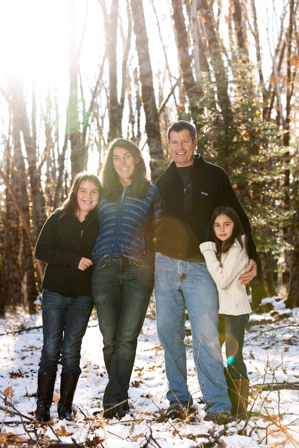 Amy And Family From Mount Shasta, CA