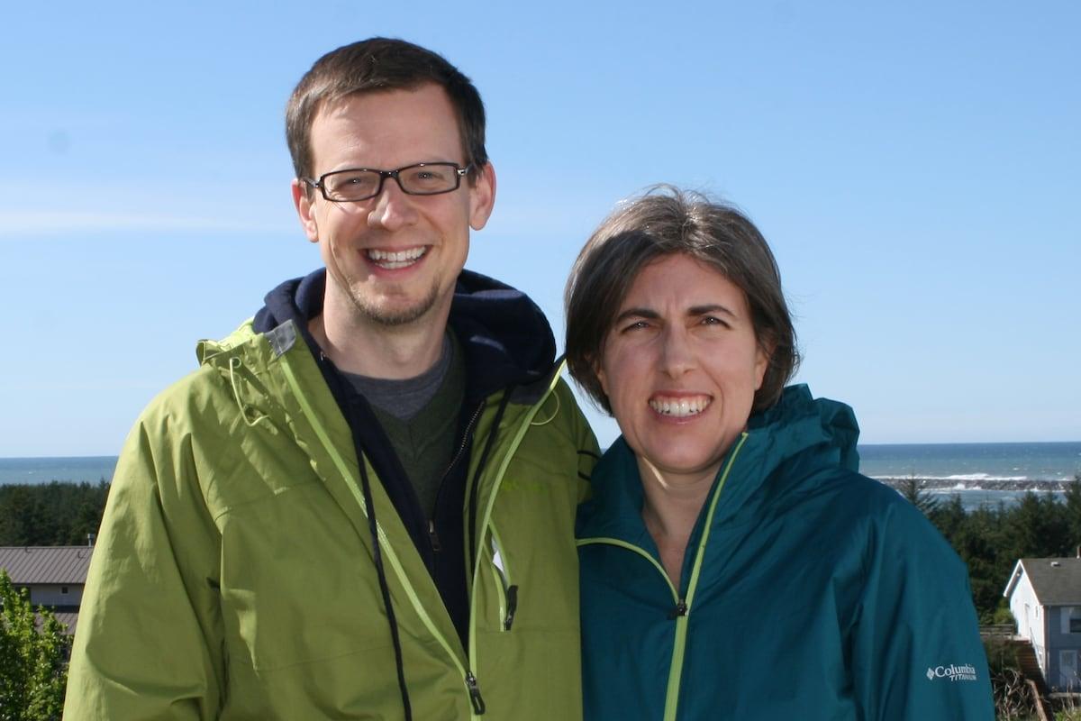 David And Karen from Beaverton