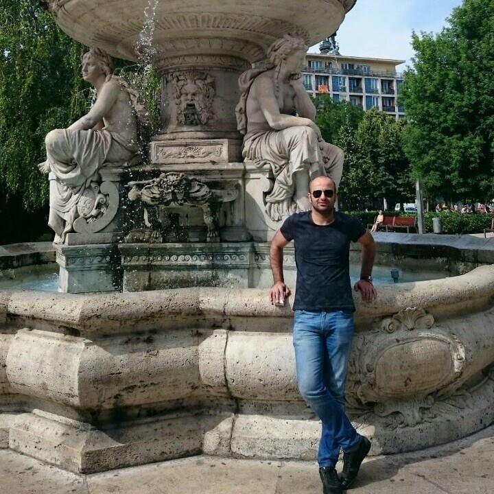 Ahmet from Ortahisar