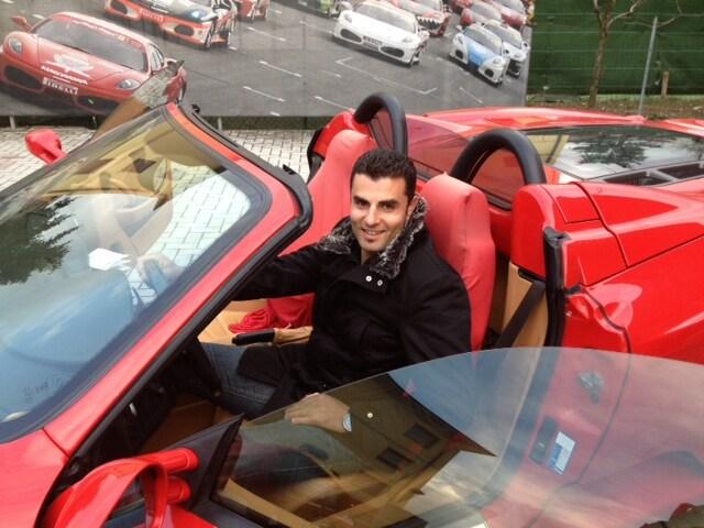 Sebastiano From Mascali, Italy