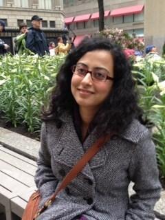 Tarana from New Delhi