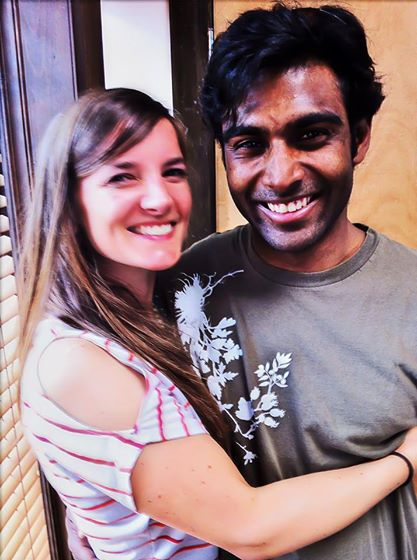 Alison & Yohan From Bethesda, MD