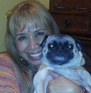 Maria Hortensia from Antigua Guatemala