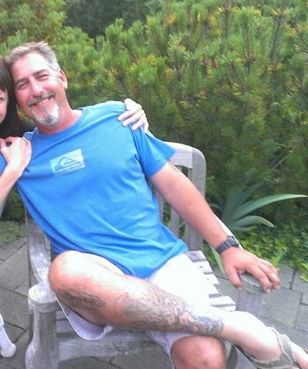 Scott And Morgan From Huntington Beach, CA