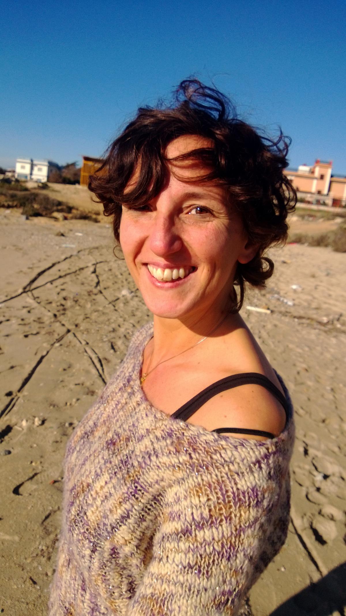 Lucia From Taranto, Italy