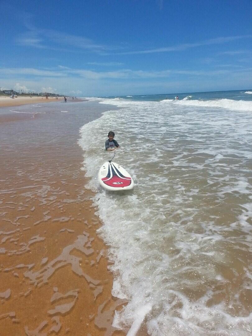 Daytona Beach Ocean Walk from Daytona Beach