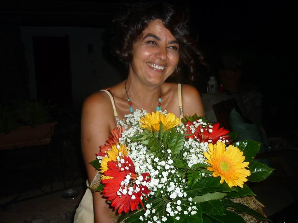 Manuela From Bari, Italy