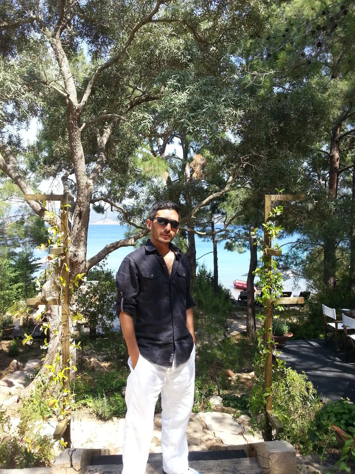 Ertan from Bodrum