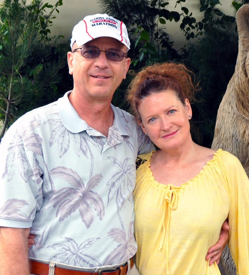 Susan And Ted from Ashland