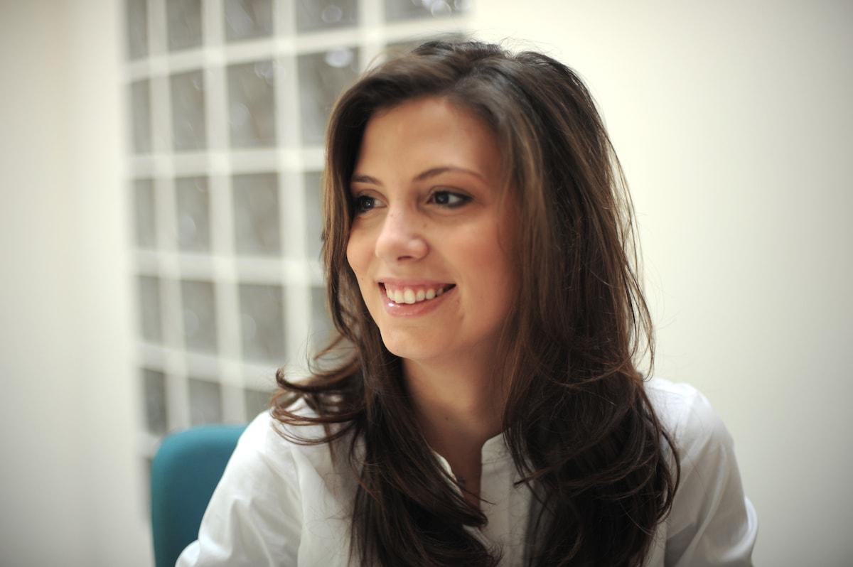 Amela from Tirana