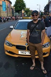 Juan From Croydon, United Kingdom