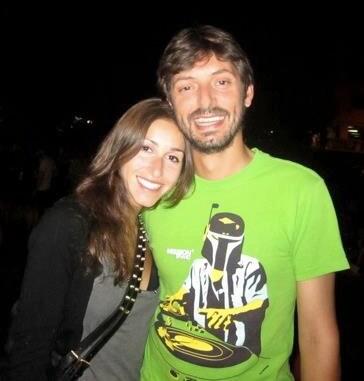Christina & Alberto