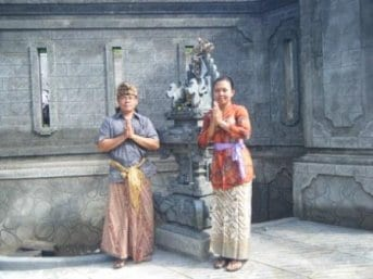 Ker And Gelgel From Buleleng, Indonesia
