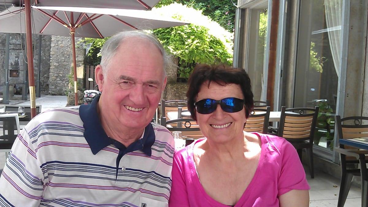 Bernadette & Jacques