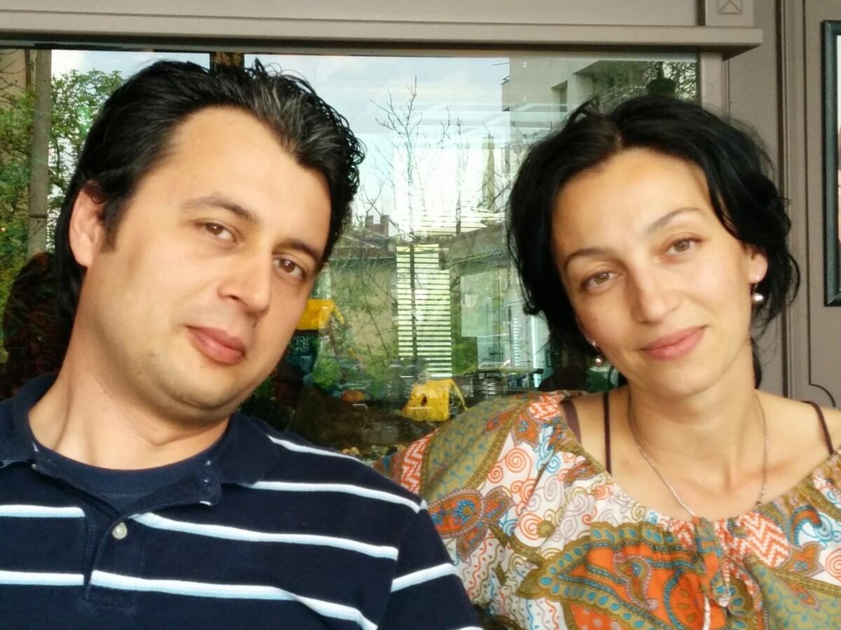 Martin & Eva From Sofia, Bulgaria