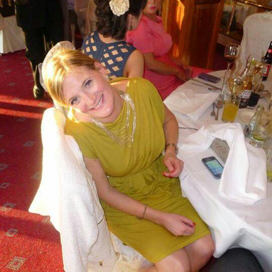 Joanne From Dublin, Ireland