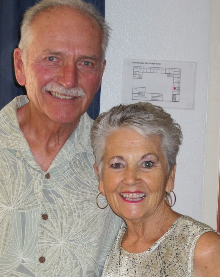 We are a retired couple that enjoy our home, garde