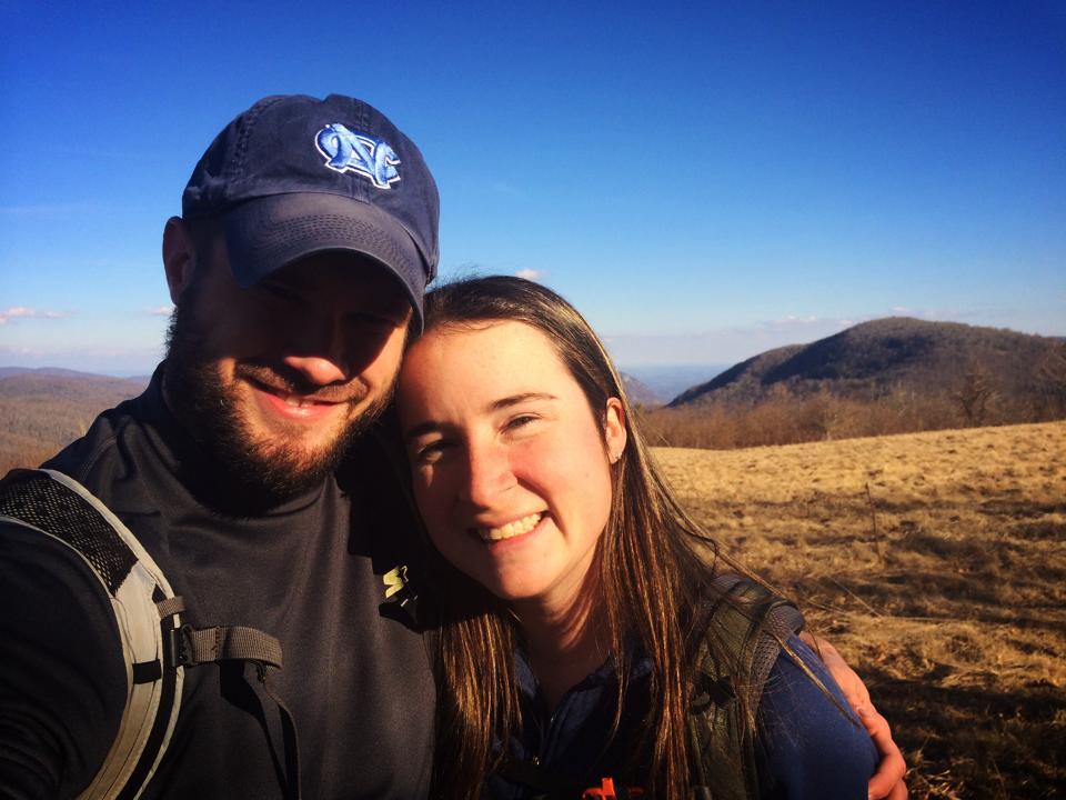 Allison & Peter from Asheville