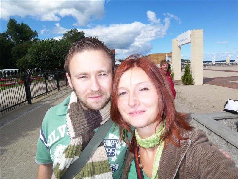 Alan & Kasia from Berlin