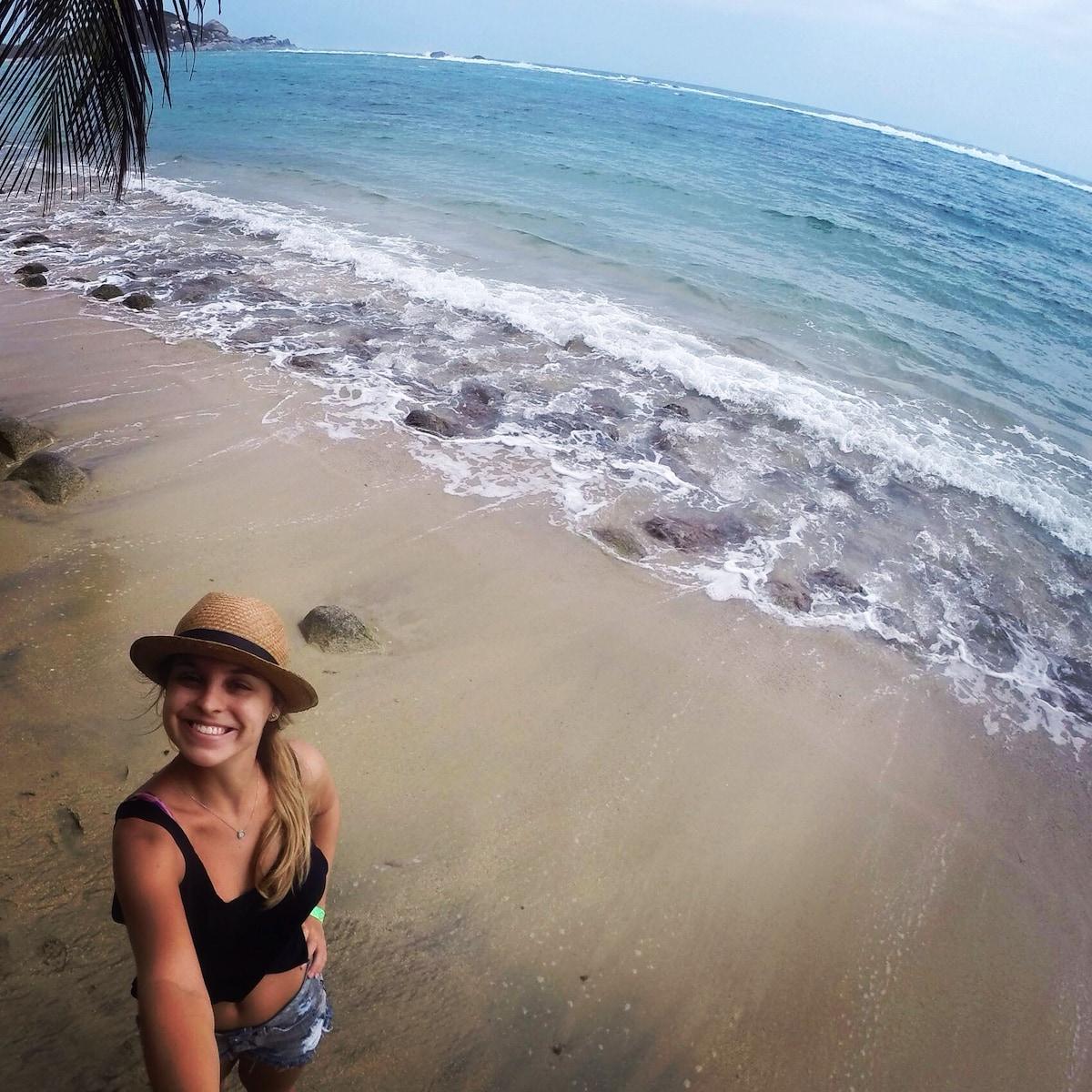 Carla from Rio de Janeiro