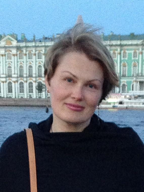 Anastasia from St Petersburg