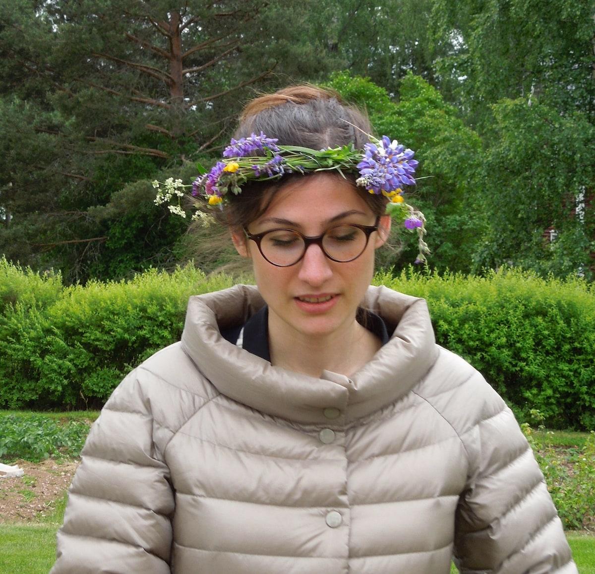 Daria from Leuven
