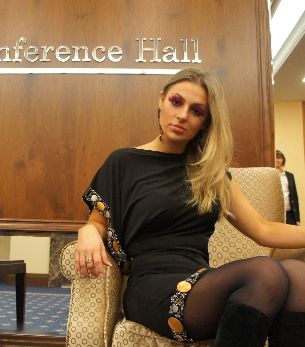 Ekaterina from Donetsk