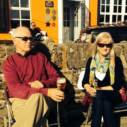 Kevin & Catherine From Knight's Town, Ireland